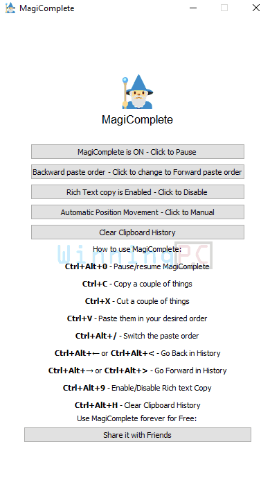 Giveaway Magicomplete Pro License Key