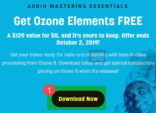 Giveaway Ozone Elements For Free Step 1