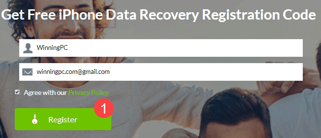 Fonelab Iphone Data Recovery License Step 1