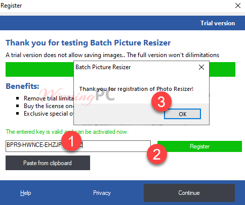 Batch Picture Resizer Free Giveaway Key