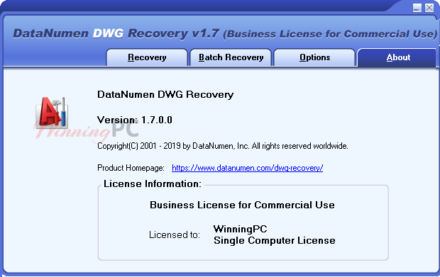 Datanumen Dwg Recovery Giveaway