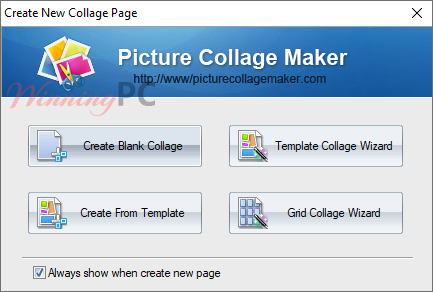 Picture Collage Maker Pro Screenshot