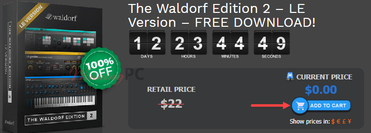 The Waldorf Edition Giveaway