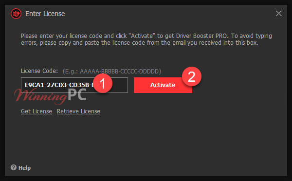 Iobit Driver Booster Pro License Key