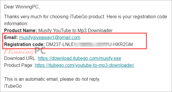 Musify Youtube To Mp3 Downloader License Key Free