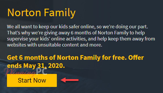 Norton Family Giveaway