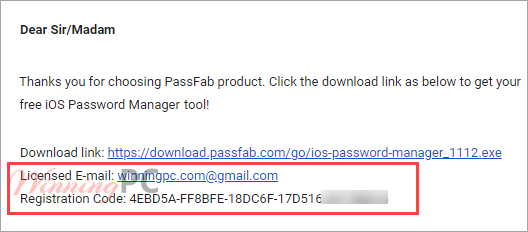 Passfab Ios Password Manager License Code