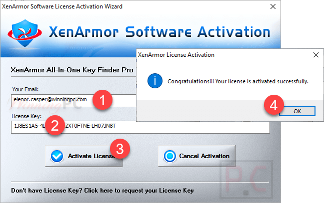 Xenarmor All In One Key Finder Pro Activate