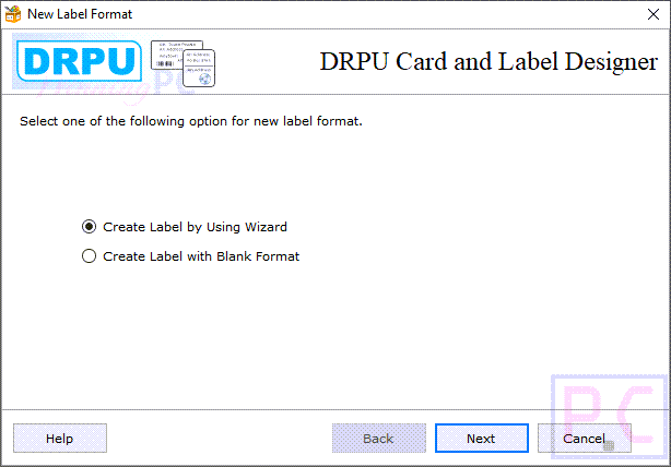Drpu Card And Label Designer Create New One
