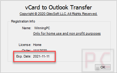 Vcard To Outlook Transfer Subscription
