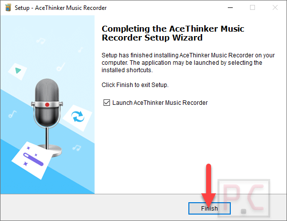 Acethinker Music Recorder Launch